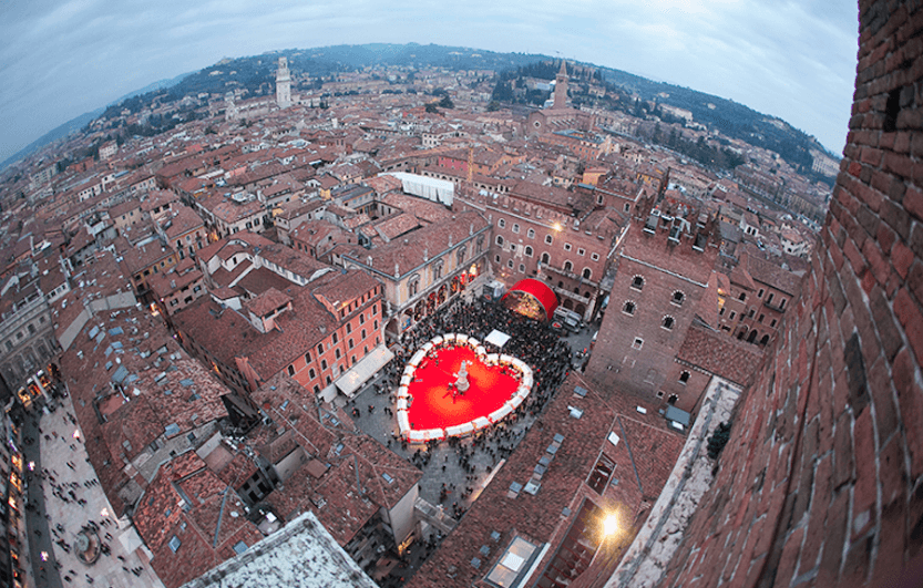 verona in love festival romantic way to propose spring events